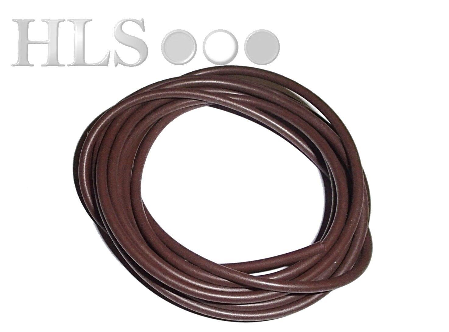 brown Silikon Rig Tube 0.5 - 5.0mm  Id Lebensmittelecht Hohe Temp -  80% off