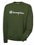 Champion Powerblend Men/'s Crew Script Logo Sweatshirt GF88H Y06794