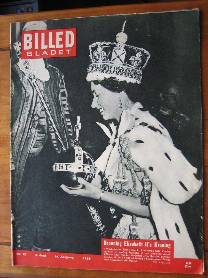 Billed bladet 1953, Henry Hellssen, Blad