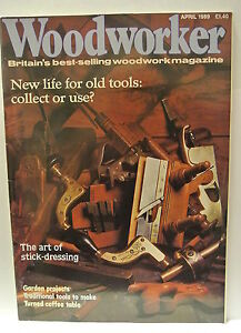 Woodworker-Magazine-April-1989-Volume-93-number-4-The-Art-of-Stick-dressing