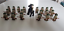 21pcs-Minifigures-Lego-MOC-WW2-Military-Horse-Soldier-US-Britain-Army-Weapon-Toy thumbnail 2