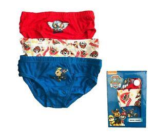 Boys Paw Patrol Pants Briefs Underwear Kids