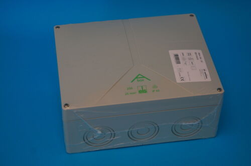 AP IP65 200x250x115mm mit Klemmen Spelsberg Abox250-25² Verbindungsdose 1Stck
