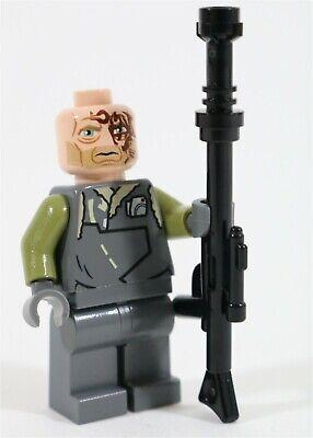 LEGO STAR WARS RAKO HARDEEN OBI-WAN KENOBI MINIFIGURE BOUNTY HUNTER CLONE WARS