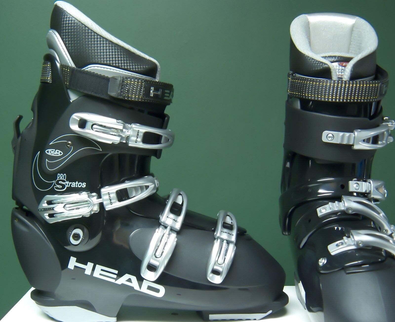 Head Stratos Pro Hard Race Alpine Snowboard Boots