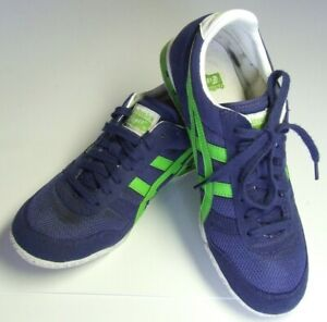separation shoes 721bf 5c2d9 Details about ONITSUKA TIGER by ASICS ULTIMATE 81 - MEN'S 5.5 or WOMEN'S 7  - BLUE/GREEN -RETRO