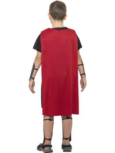 Boys Gladiator Roman Soldier  Costume Hero Greek Warrior Book Week Kids Medieval