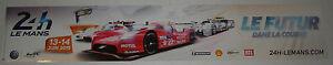 Le-Mans-2015-Du-Mans-FIA-WEC-Official-Sticker-Porsche-Audi-Toyota-Nissan