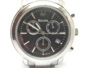 Reloj Cronógrafo De Gent Bulova 96A174 | eBay