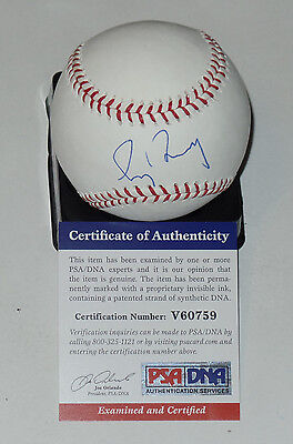 Balls Greg Maddux Auto'd Signed Mlb Baseball Psa/dna Coa V60759 Braves Cubs Hof Preventing Hairs From Graying And Helpful To Retain Complexion