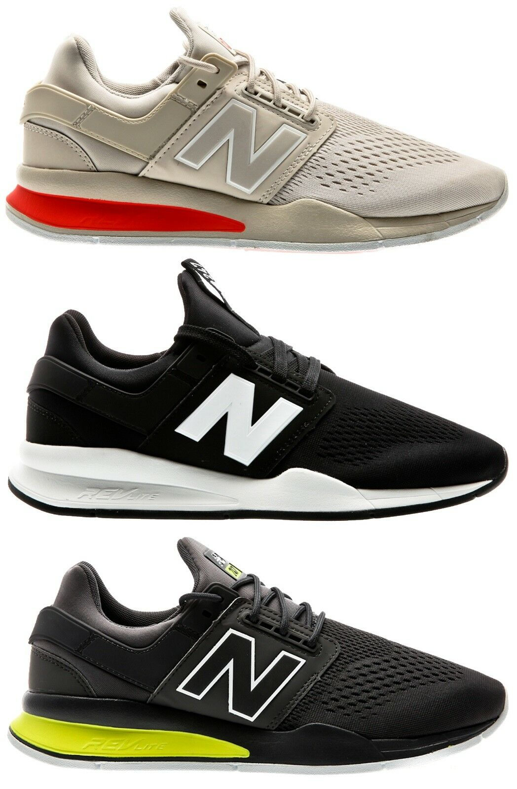 New Balance MS247 Ms 247 TN Eb Men Sneaker Mens shoes Running shoes