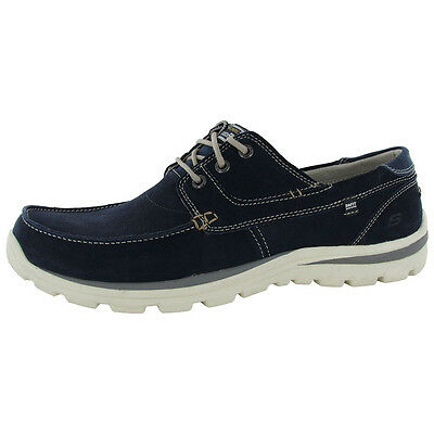 Skechers Mens Relaxed Fit Superior Darcio 63823 Casual Oxford Shoe
