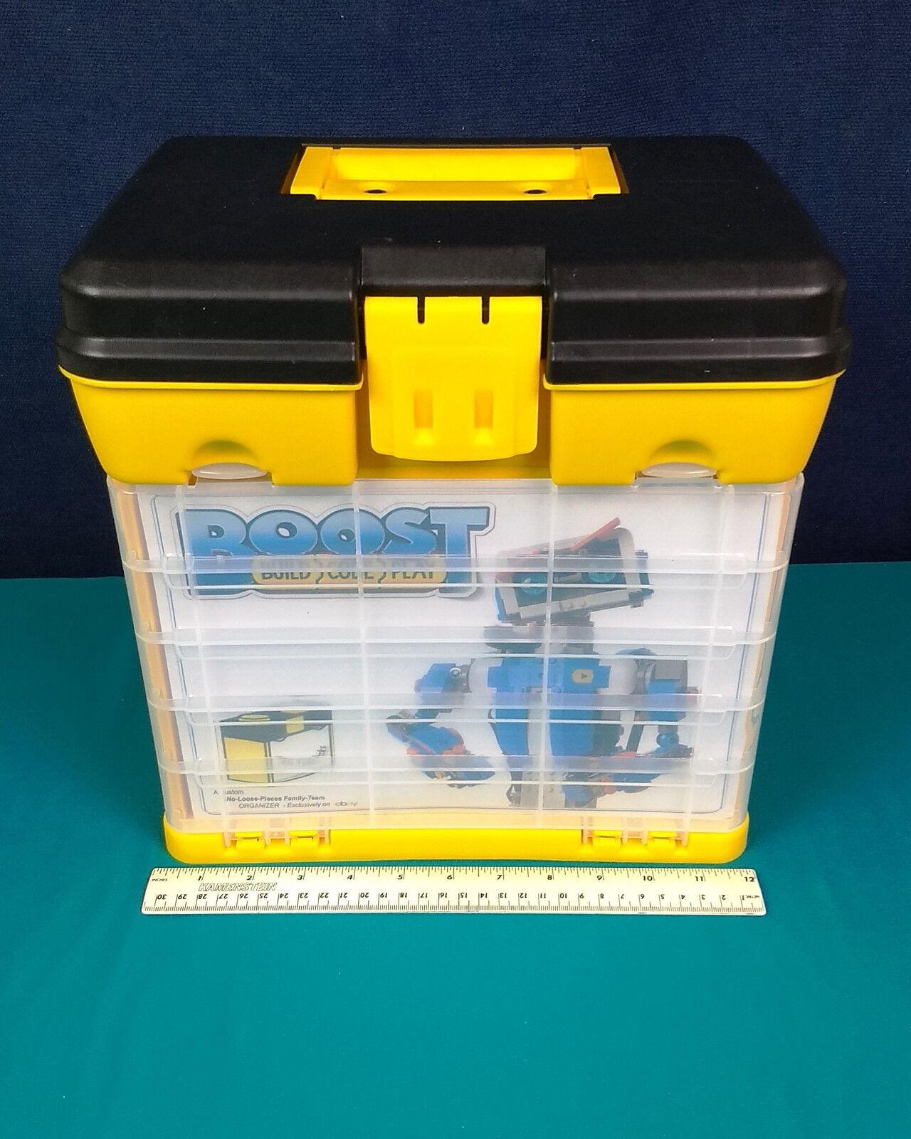 NEW Custom ORGANIZER / STORAGE Drawer / Bin SYSTEM for the Lego BOOST Set 17101