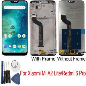 Pantalla-Completa-Tactil-Para-Xiaomi-Mi-A2-MiA2-Lite-Redmi-6-Pro-LCD-Touchscreen