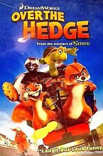OVER THE HEDGE-DVD-BY THE CREATORS OF SHREK