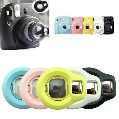 Close-up Lens Rotary Self Shoot Mirror For FujiFilm Instax Mini7s/8 Camera BUU A