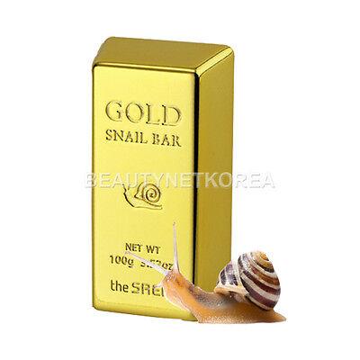 [THE SAEM] Gold Snail Bar 100g / Korea cosmetic