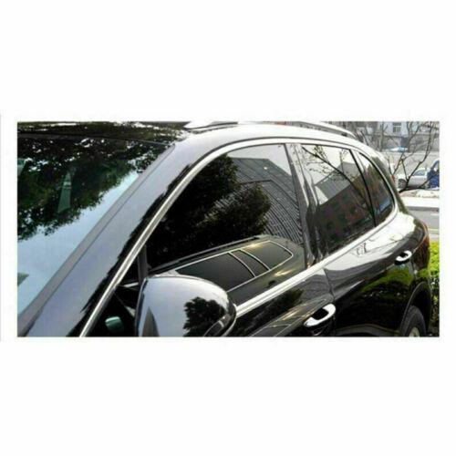 Cool !2PLY Black Glass Window Tint Shade Film VLT 5/% Auto Car House 50cm*1M Q