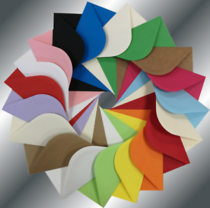 C5-162x229mm-6-5x9-034-Coloured-Envelopes-Crafts-Greeting-Cards-Party-Invitations