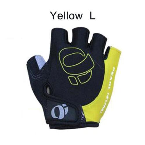 Cycling Sport Gloves MTB Bicycle Gel Half Finger Antiskid Anti-vibration Gloves