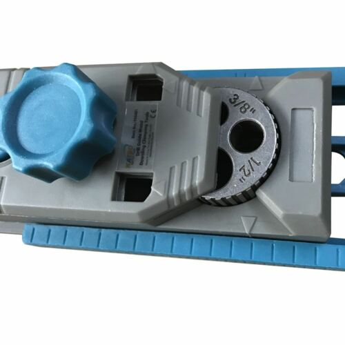 105401 Katsu Pocket Jig Trou Système Drill Guide Bois Perceuse Tenon Localisateur
