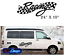 034-RACING-034-Car-Van-caravan-boat-Sticker-decal-X-Large-24-034-x10-034 thumbnail 1