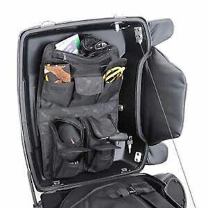 5833c816c246 Details about Saddlemen Saddle Bag Tour Pak Pack Organizer Harley Davidson  Touring FLHT