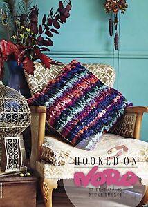 Hooked-on-Noro-Book-13-crochet-patterns-using-Noro-yarns