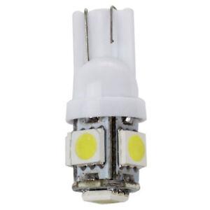 20pcs-Blanco-T10-168-194-W5W-501-5-SMD-LED-la-cuna-del-lado-de-luz-DC-12V-W6S5