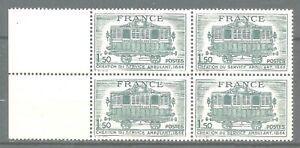 FRANCE-1944-Bloc-de-4-YT-n-609-Neuf-luxe-MNH-BDF