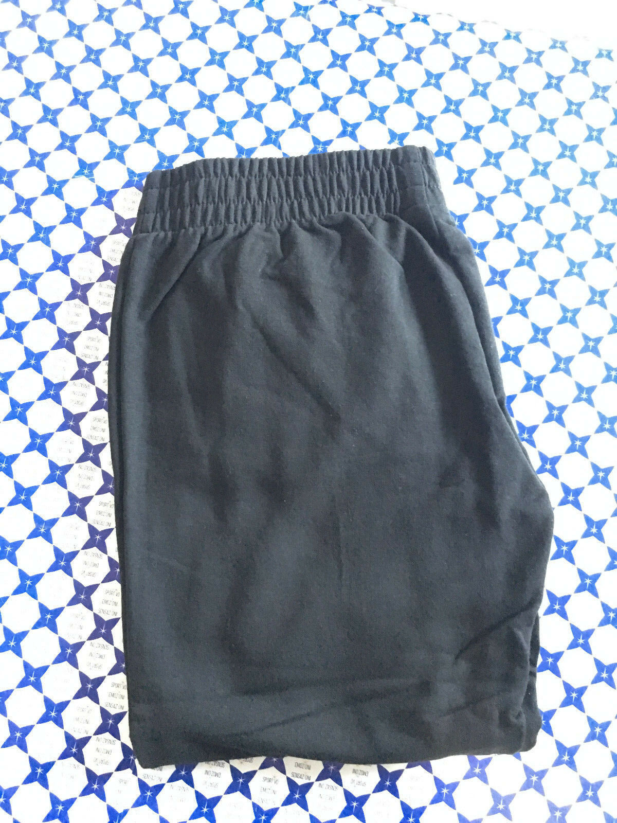 Pantalone Felpa Everlast women - Stretch Beth - black - 23W44