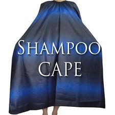 Water proof Salon barber stylist hair cut Salon Spa shampoo cape 51024-navy