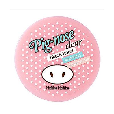 [Holika Holika] Pig-nose Clear Black Head Cleansing Sugar Scrub 30ml Pore Care