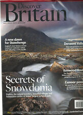 Discover Britain Magazine March/April 2014 (free world war 1 centenary supplemet