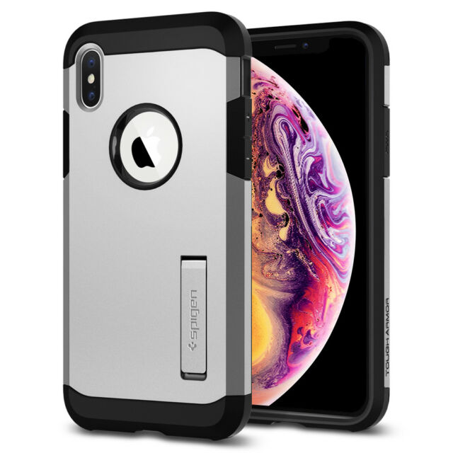 2f9caba592 Spigen Tough Armor Designed for Apple iPhone XS Case 2018 /designed ...