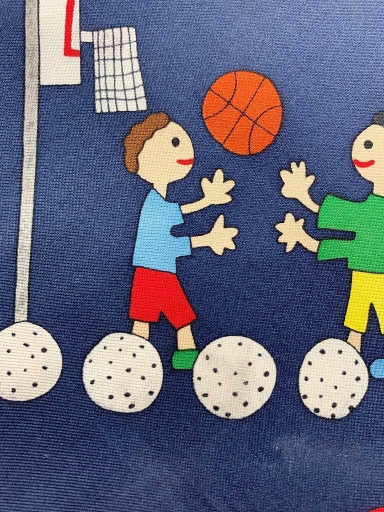 Save The Children SPORTS Verrückt Dunkelblau Brown Seide Krawatte MAU0220B #Y02