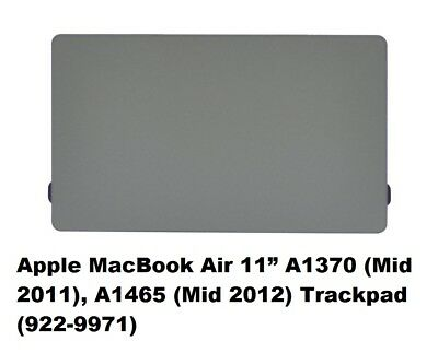 """NEW 923-0117 Apple Trackpad for MacBook Air 11/"""" Mid 2012 A1465"""