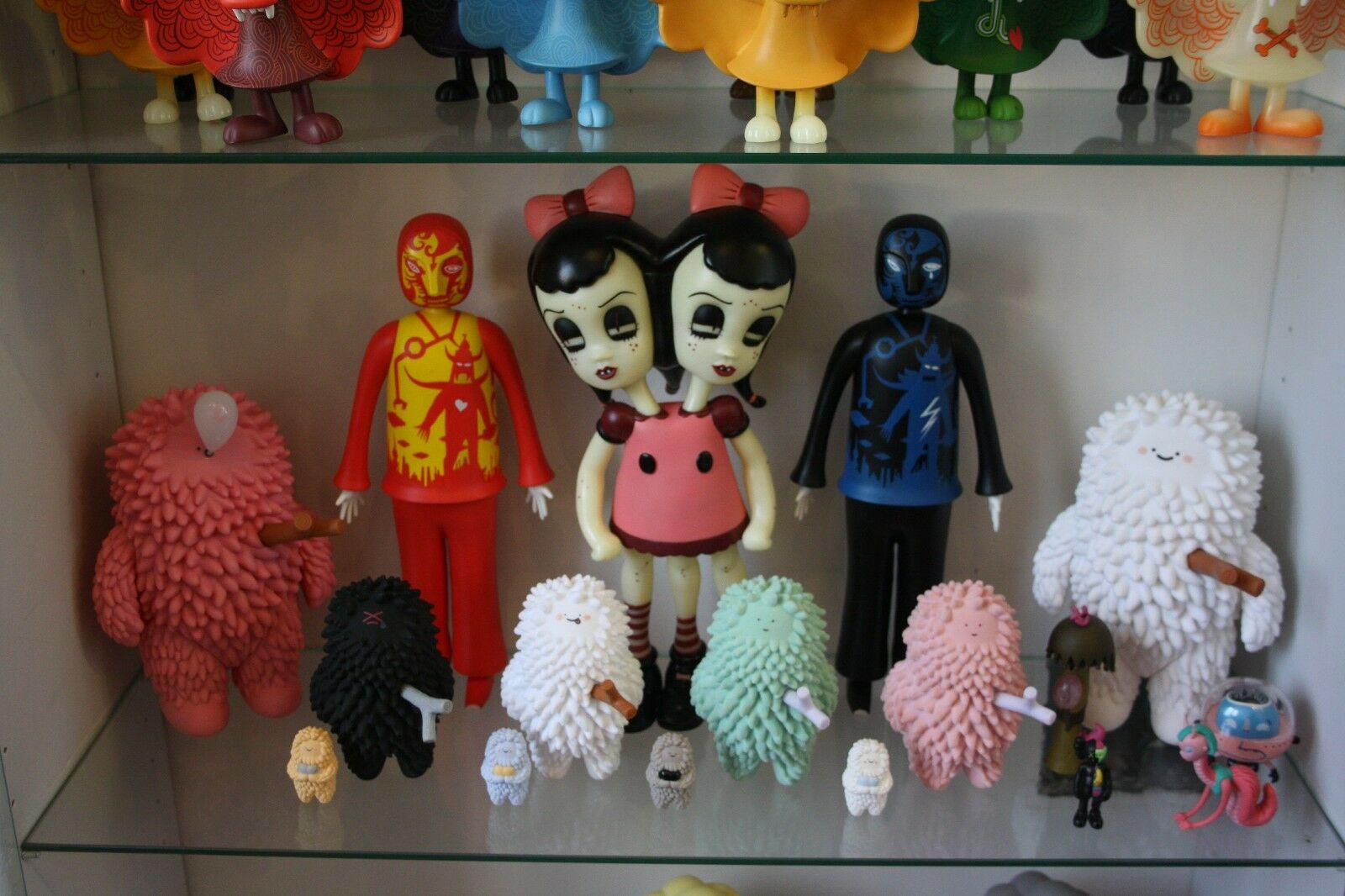TREESON 8  white Bubi Au Yeung Crazylabel Designer Designer Designer Toy 2009 60803a