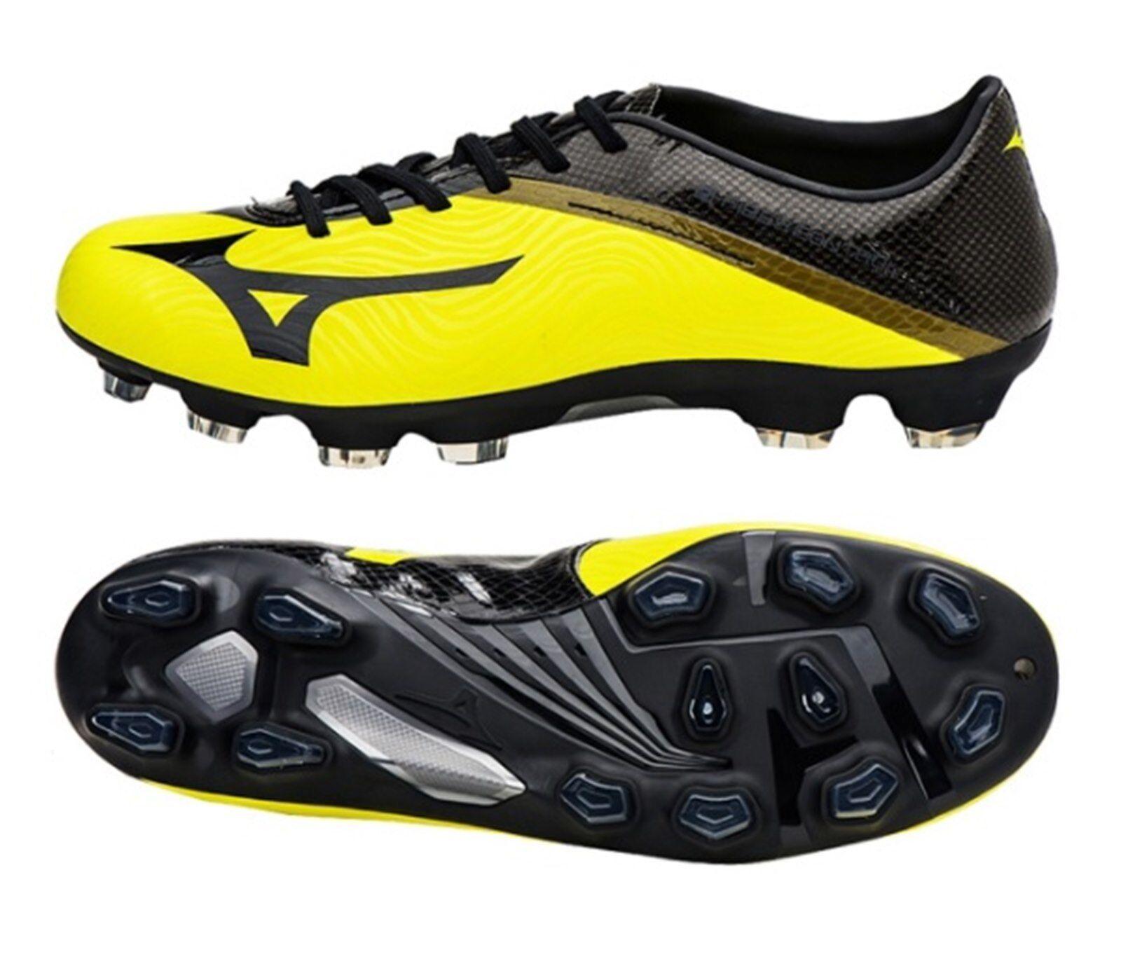Mizuno Men BASARA 101 MD Cleats Soccer Football Gelb schuhe Spike P1GA166209