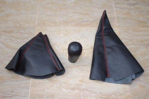 1993-1999 Mazda RX-7 FD-3S Replacement Leather Shift Knob /& E-brake Boots