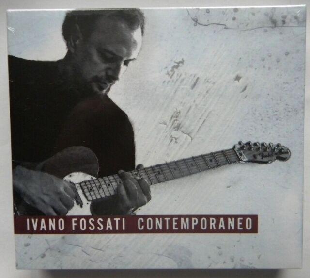 IVANO FOSSATI CONTEMPORANEO 4 CD NUOVO