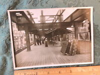 Orig 1915 BRONX NYC New York City Subway 5 x 7 Photo     BOX
