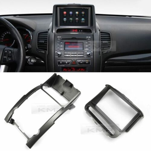 """7/"""" 8 /"""" Upper GPS Dash Fascia Integral Integrated For KIA 2010-2012 Sorento R"""