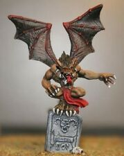 Crypt Bat Necropolis Adept Reaper Miniatures Warlord Demon Devil Monster Melee