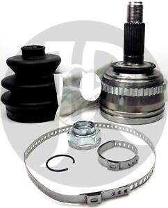 ROVER 45 1.8 PETROL INNER DRIVESHAFT BOOTKIT CV JOINT BOOT KIT 99/>05