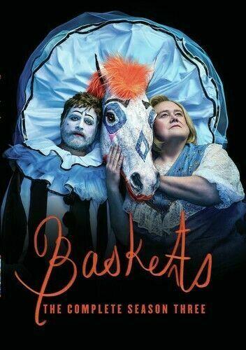 Baskets Tv Series Complete Season Three 3 Dvd For Sale Online Ebay