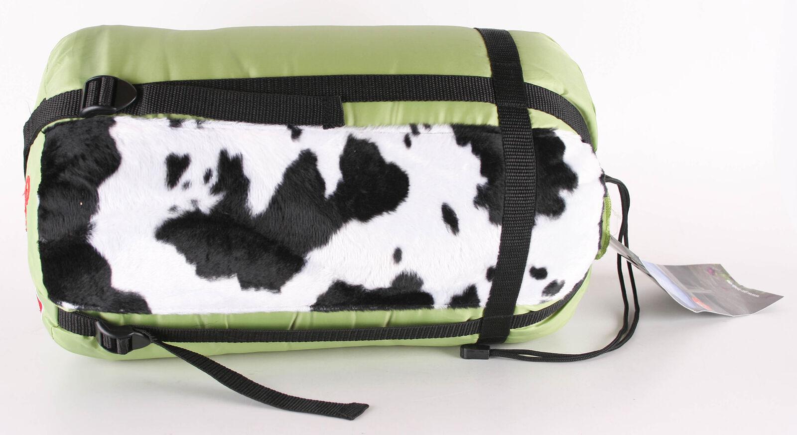 e174cdcd99 Grezi BAG growing COW Sacco a Pelo Misura L 180x65x45 cm colore Verde