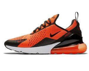air max 270 bianco arancio