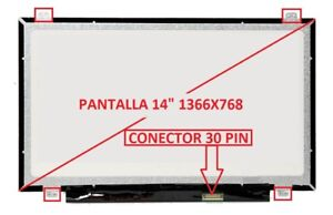 PANTALLA-PARA-PORTATIL-ASUS-P450la-14-034-WXGA-1366x768-HD-LED-LCD-30-pin