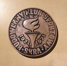 Budowlany Klub Sportowy SKRA 1921 1971 BKS Rokzalozenia 6 CM Diameter